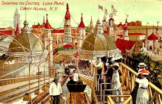 Coney Island Admission Fee