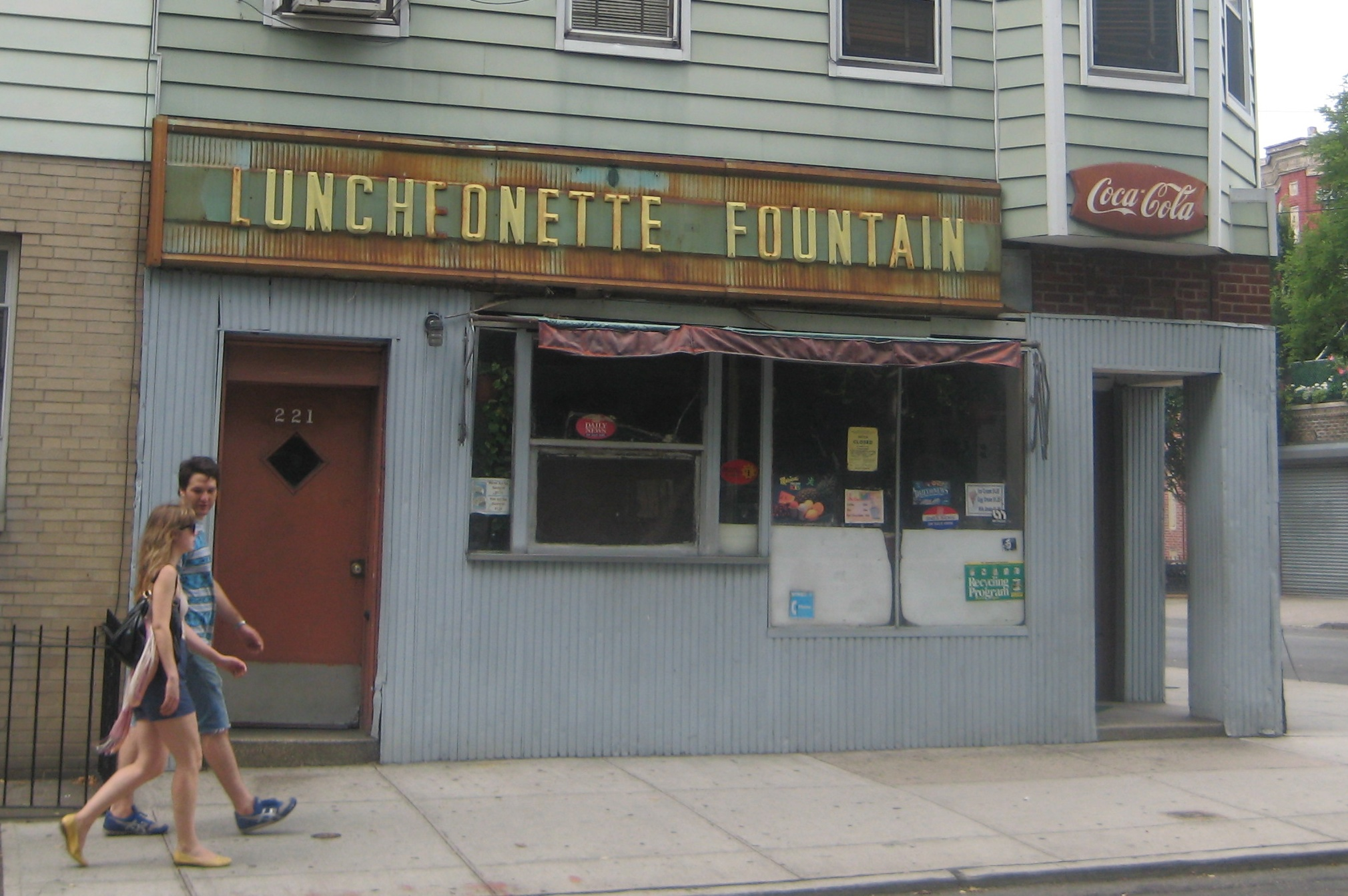 Luncheonette Restaurant Nyc