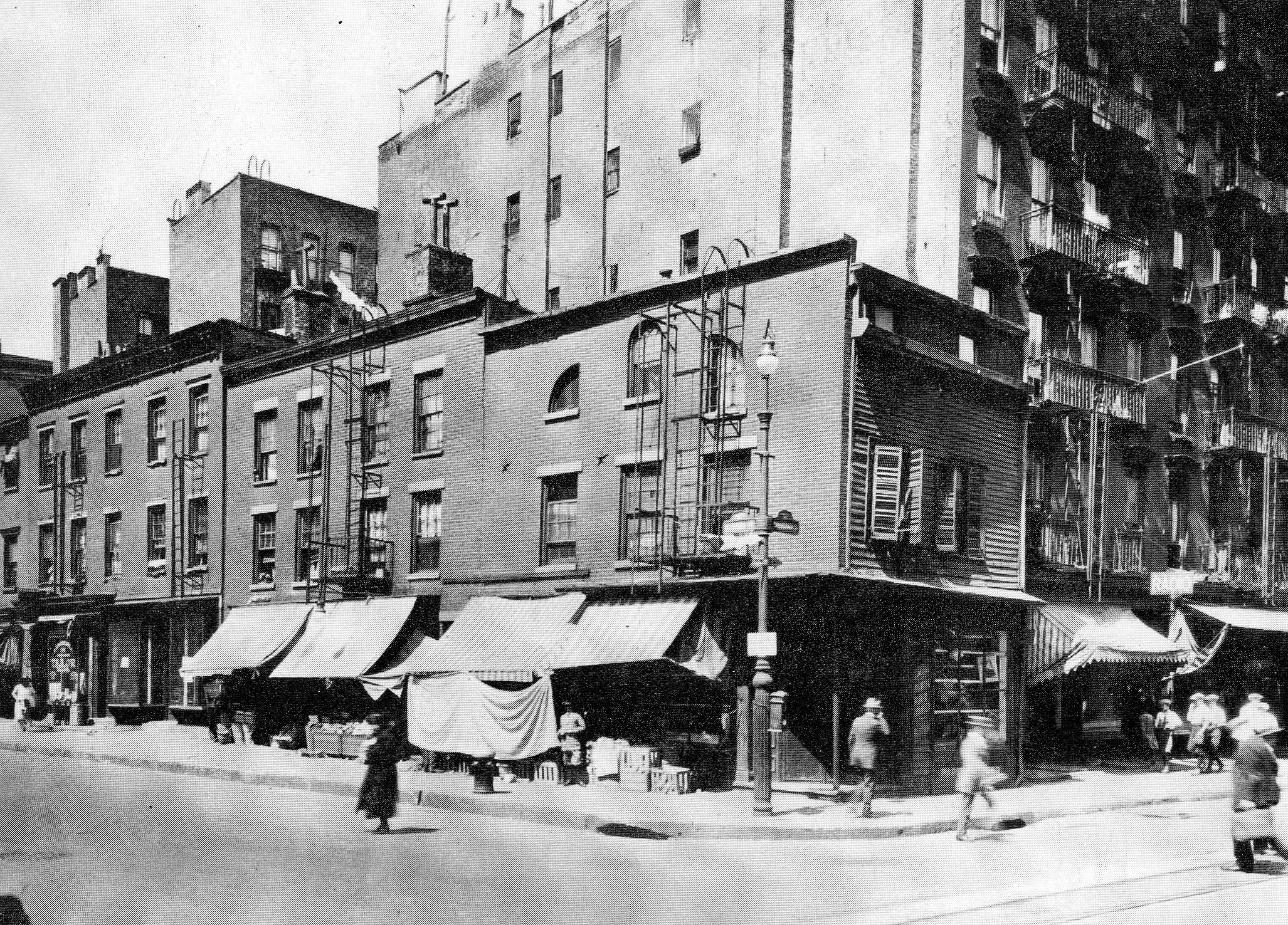 Christopher Street Ephemeral New York
