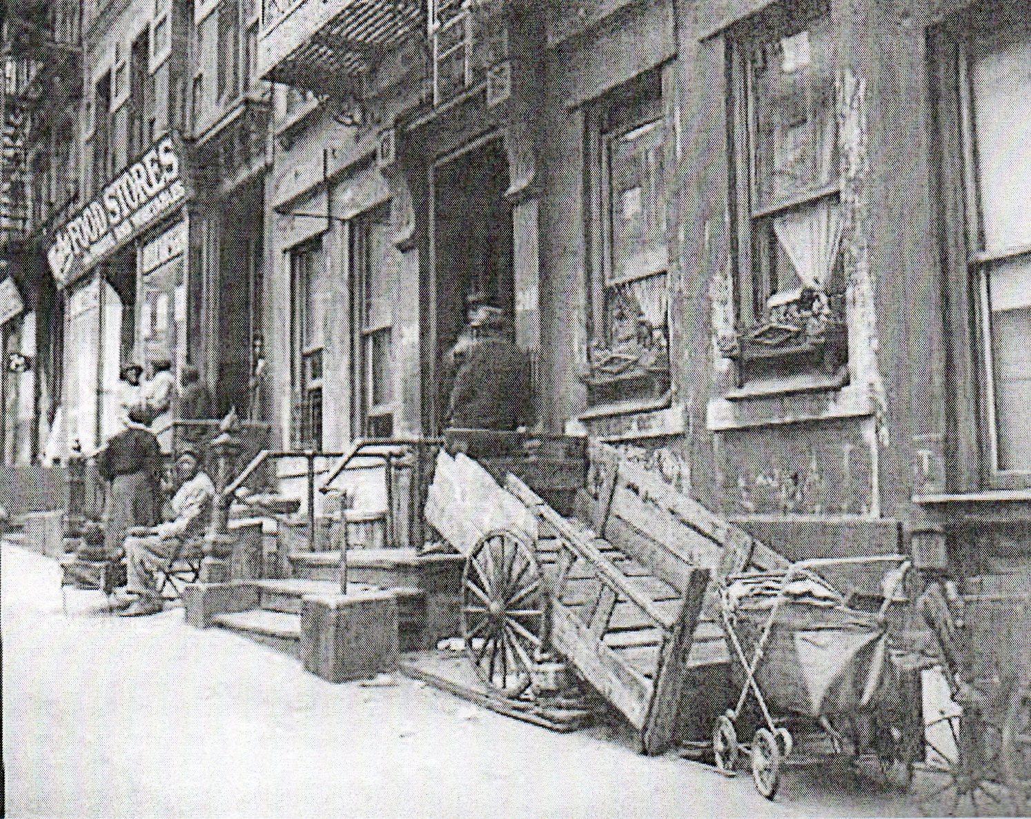Amsterdam Houses Ephemeral New York
