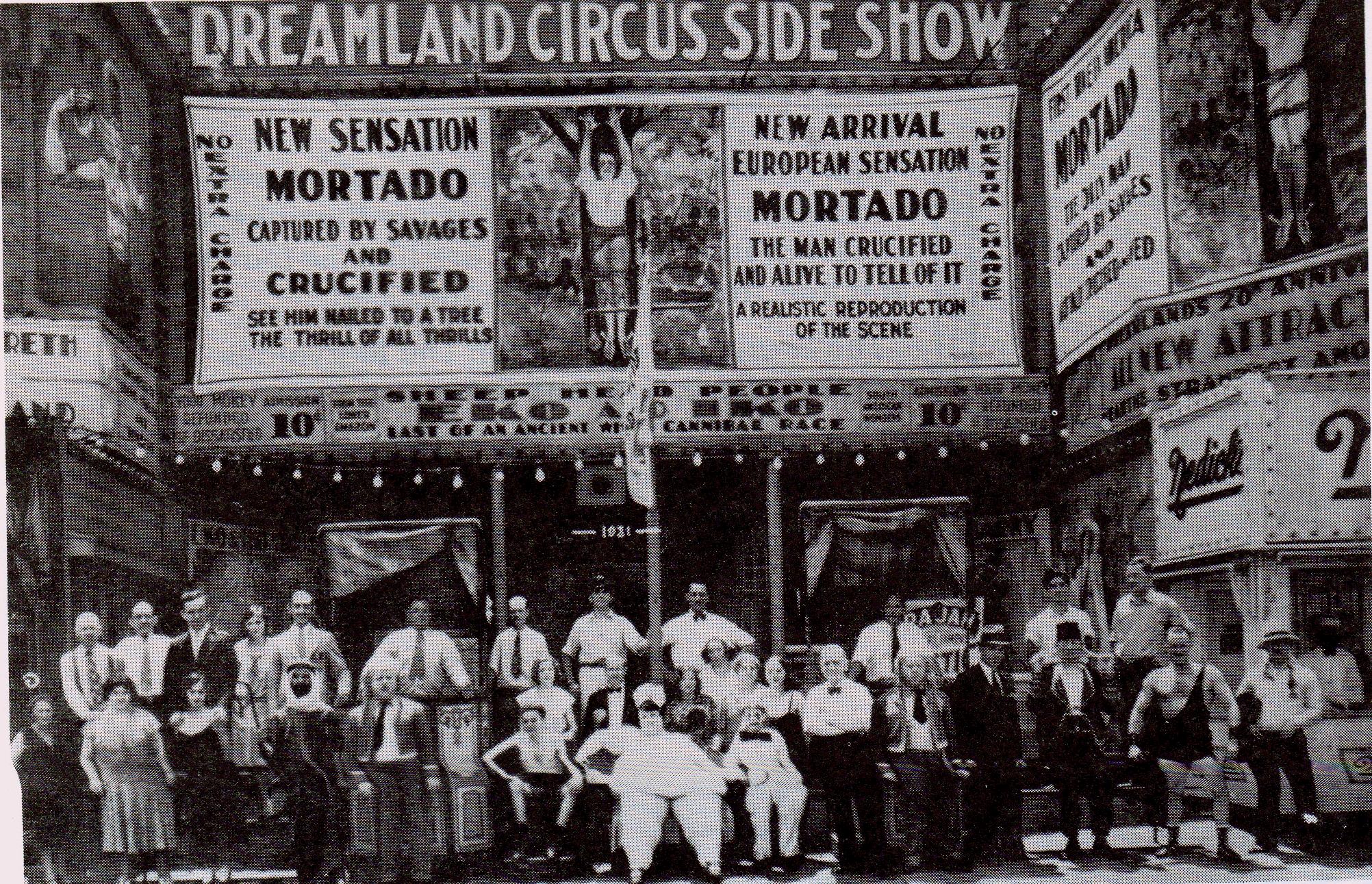 Coney Island Side Show Preformers