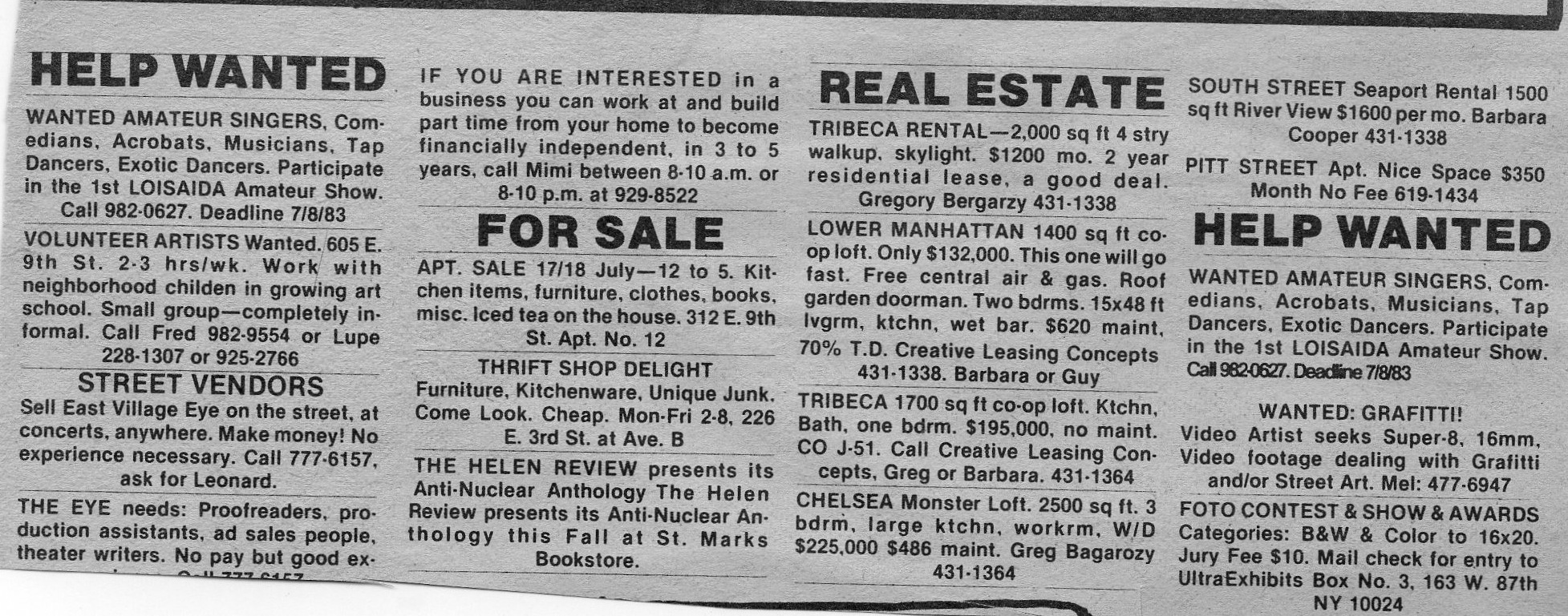 personal ad the  classifieds