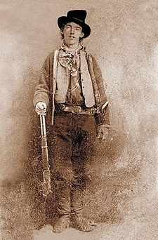Billy the Kid: Native New Yorker « Ephemeral New York