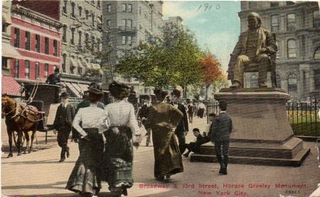 heraldsquarepostcard