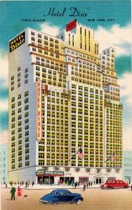 hoteldixiepostcard