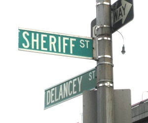 sheriffstreetsign
