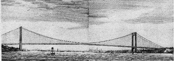 Verrazano-Narrows Bridge | Ephemeral New York