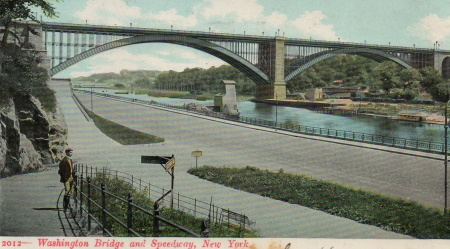 Washingtonbridgepostcard