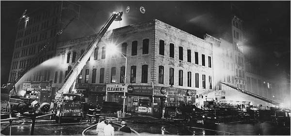 The Second Worst Fire In New York City History Ephemeral
