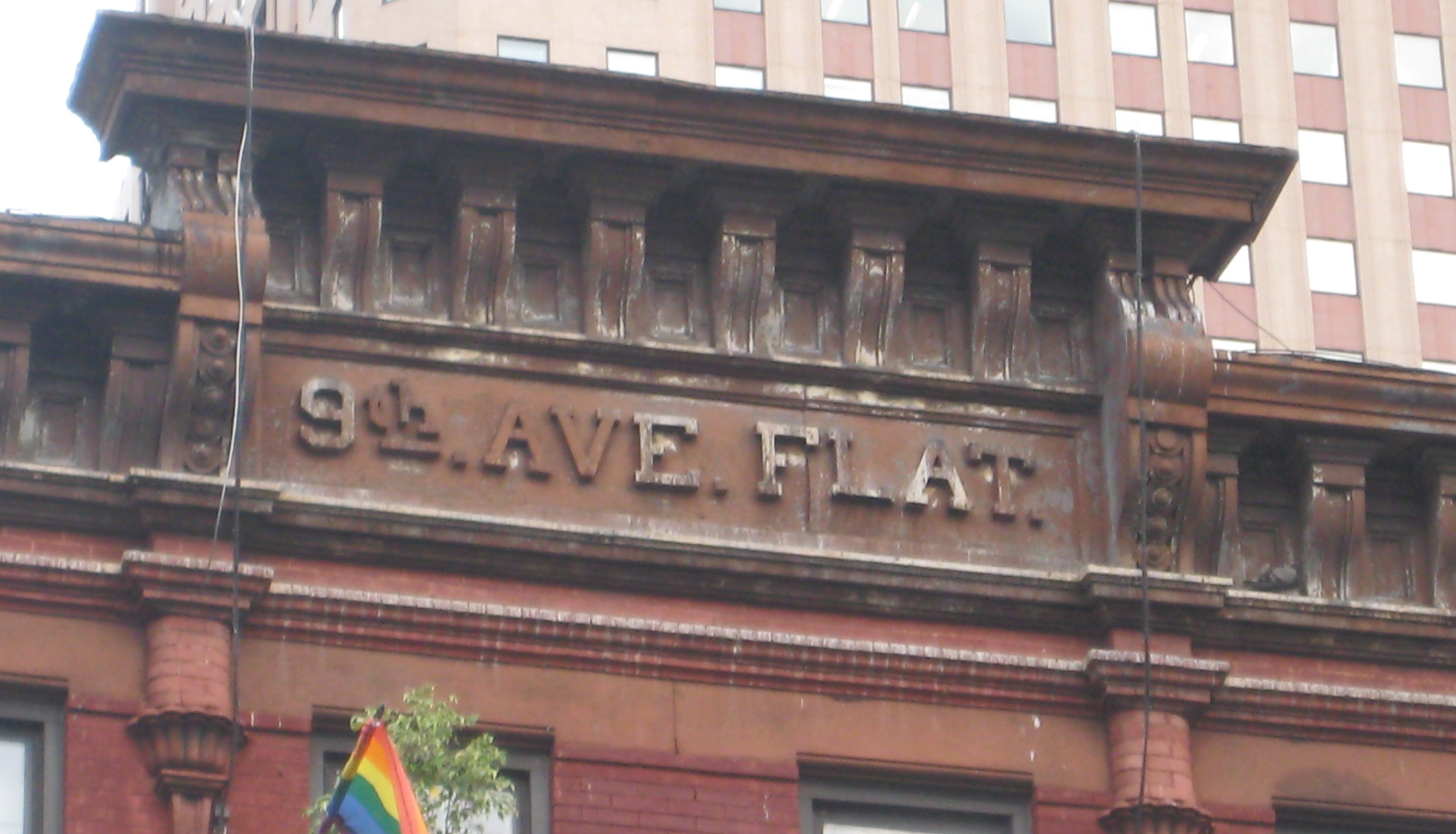 Apartment Building Names In New York