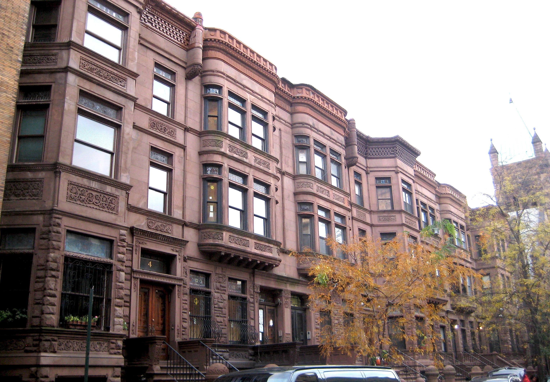The homes of Harlem's Doctors Row | Ephemeral New York