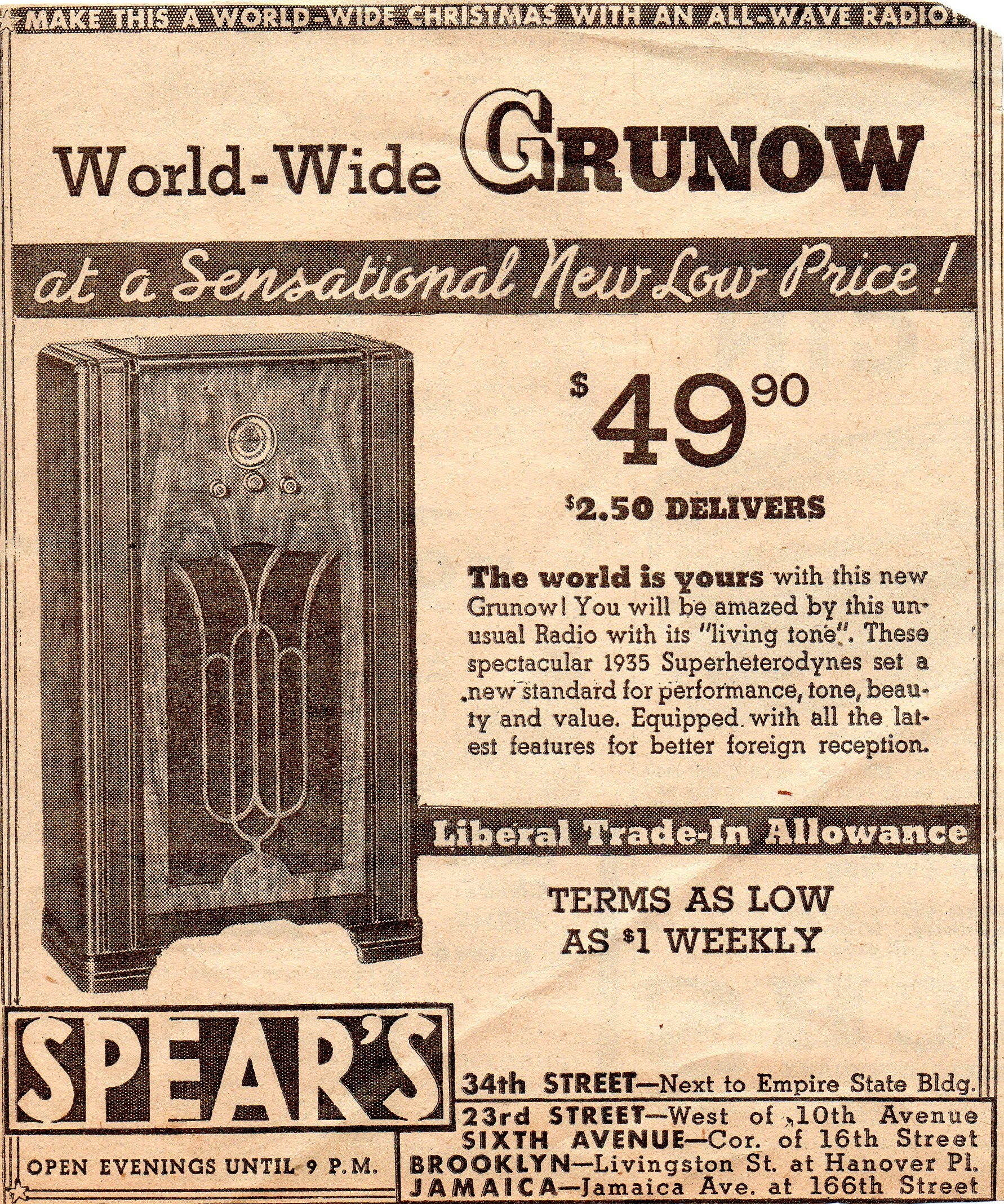 munications Nostalgia likewise File Grebe CR 12 Radio  1920s as well 40 Vintage Christmas Advertisements likewise 2009 11 01 archive likewise File early 1920s radio and horn speaker. on old radios from 1920s