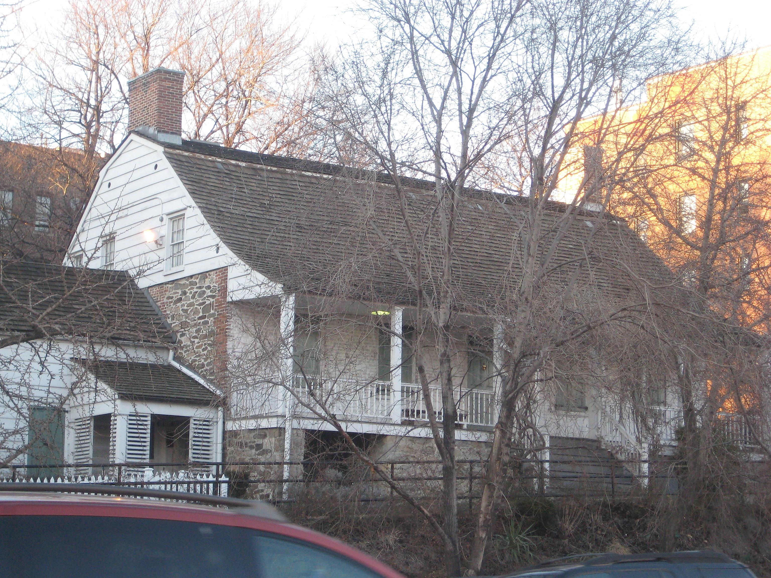 Dutch in brooklyn ephemeral new york for Farm house netherlands