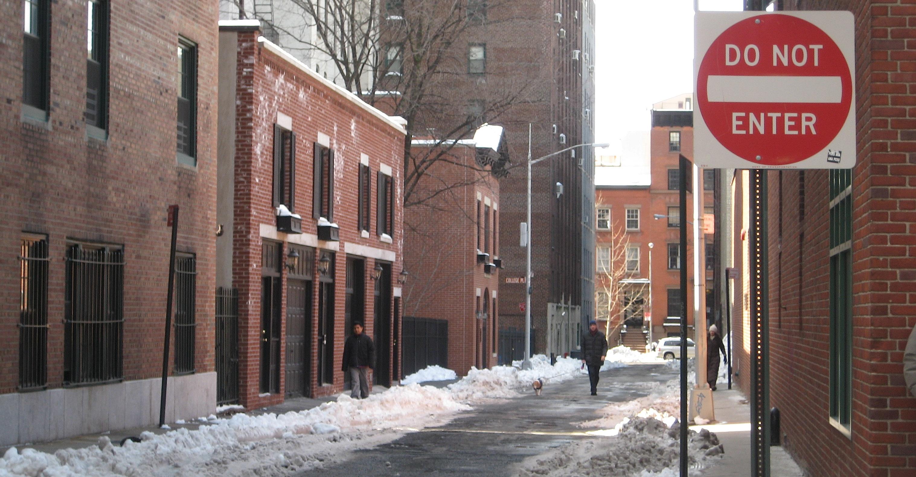 streets names in brooklyn ephemeral new york