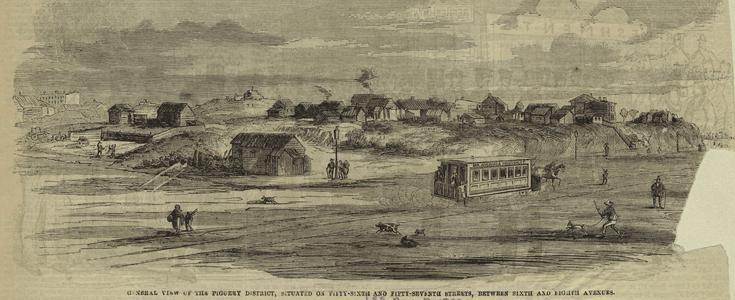 19th century New York City   Ephemeral New York