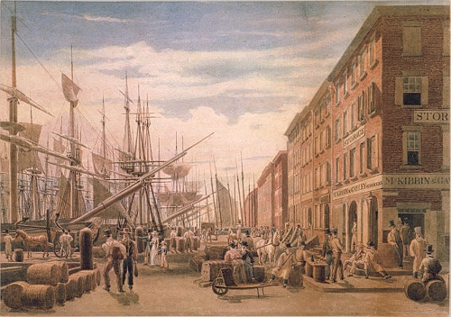 New York in the 17th century | Ephemeral New York