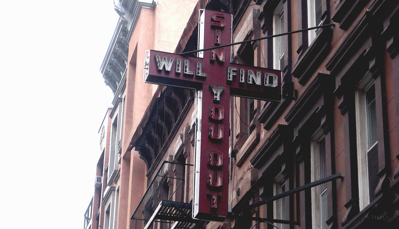 Hell's Kitchen Ephemeral New York