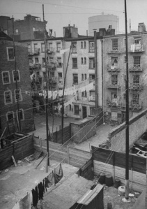 Building Stuyvesant Town in the 1940s
