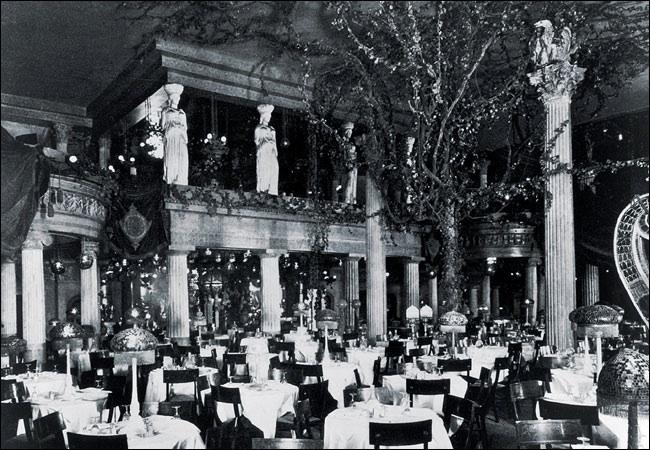 Charles Street Restaurant New York