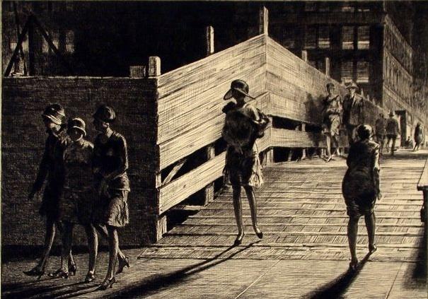 New York City In The 1920s Ephemeral New York
