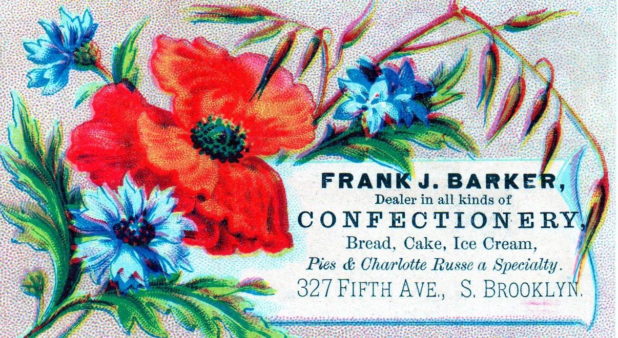 vintage business cards | Ephemeral New York