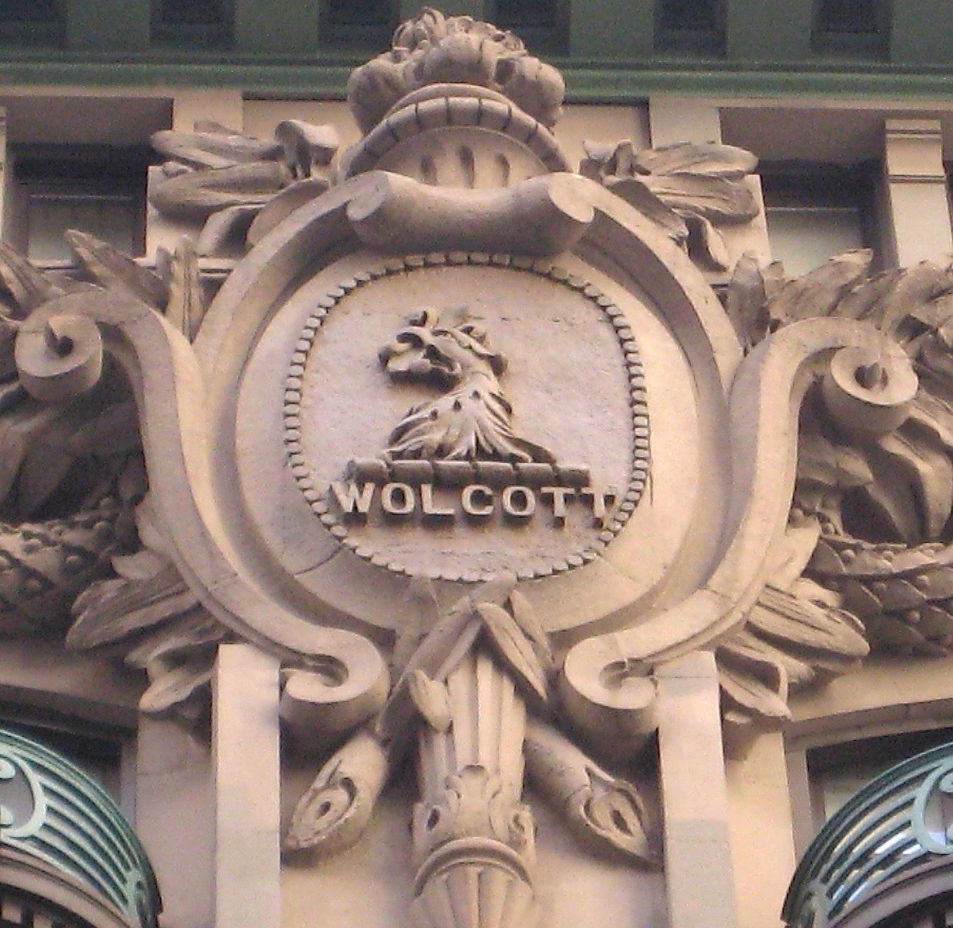 From. Hotel Wolcott   Ephemeral New York