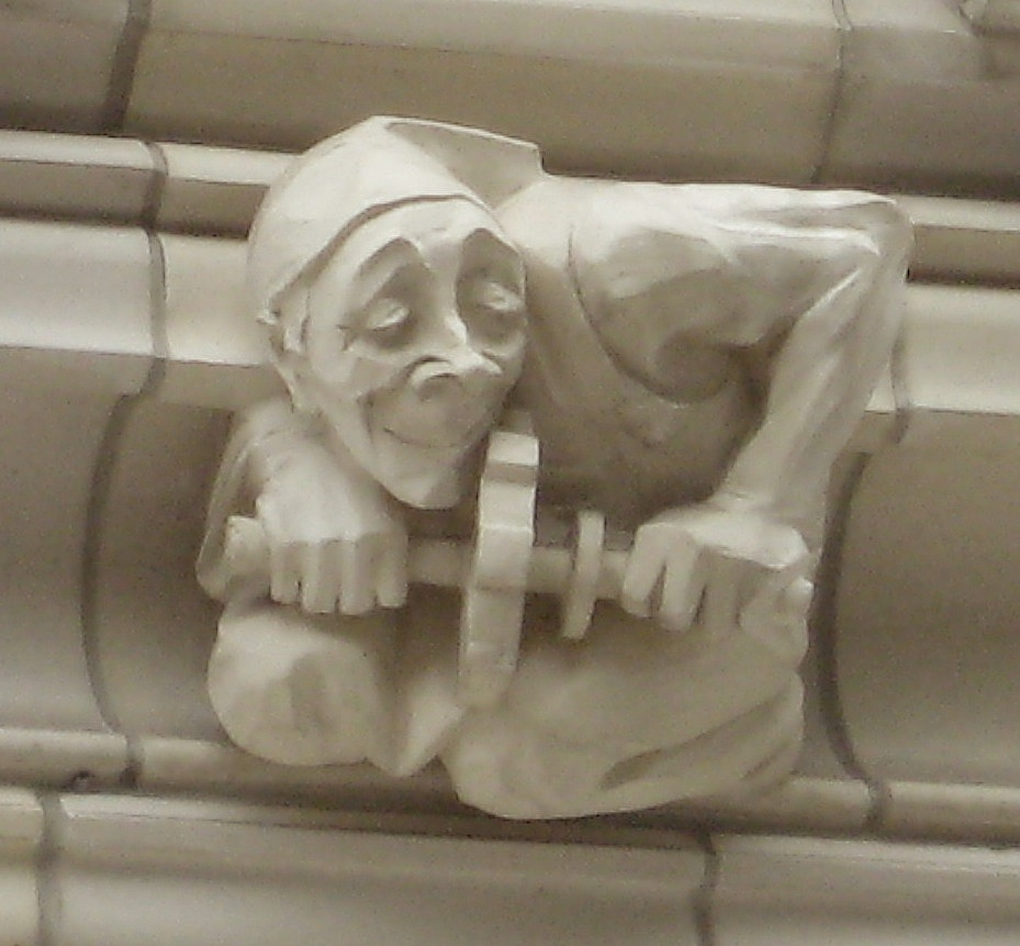 Grotesques And Gargoyles Ephemeral New York