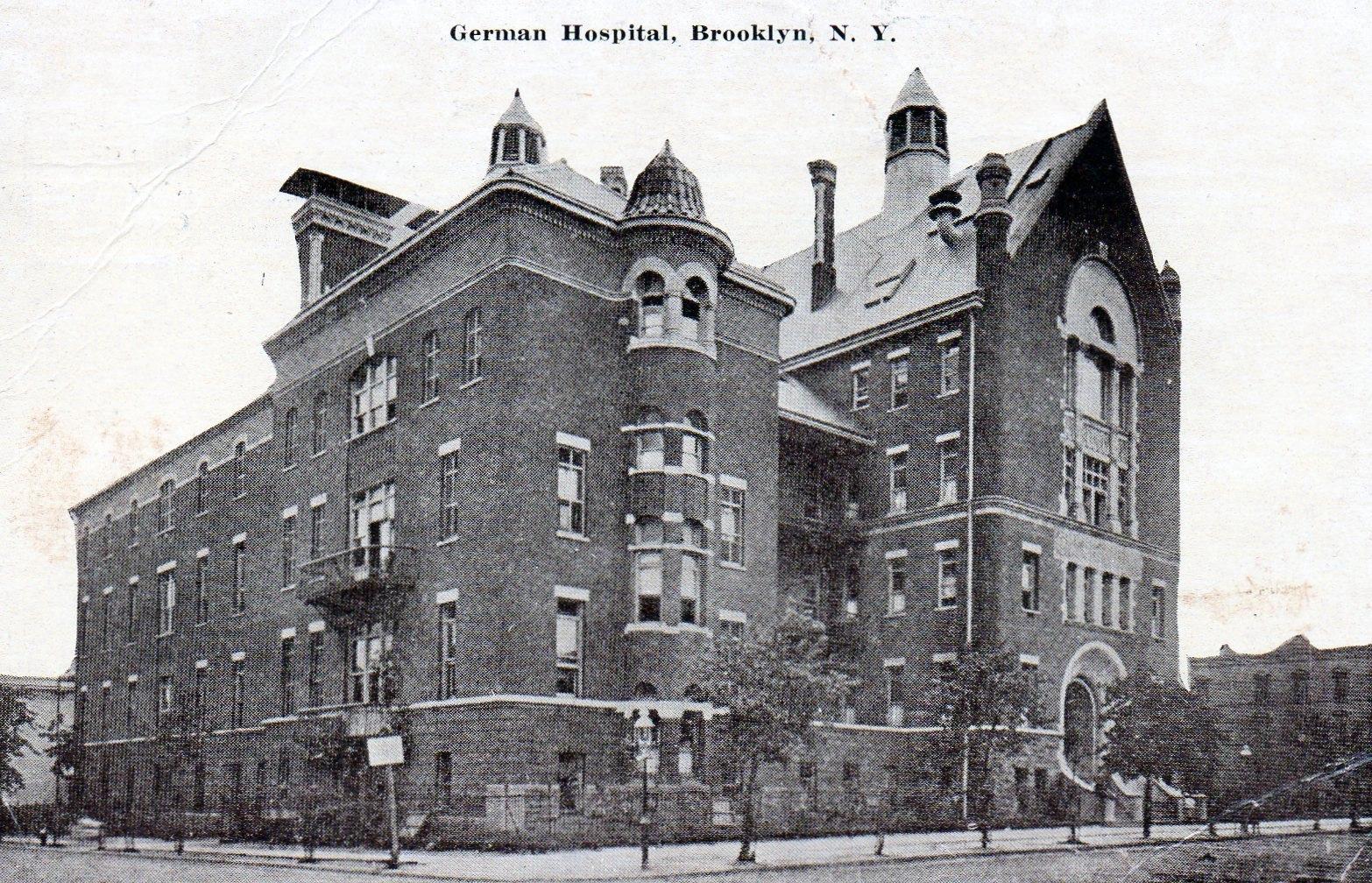 Lenox Hill Hospital | Ephemeral New York