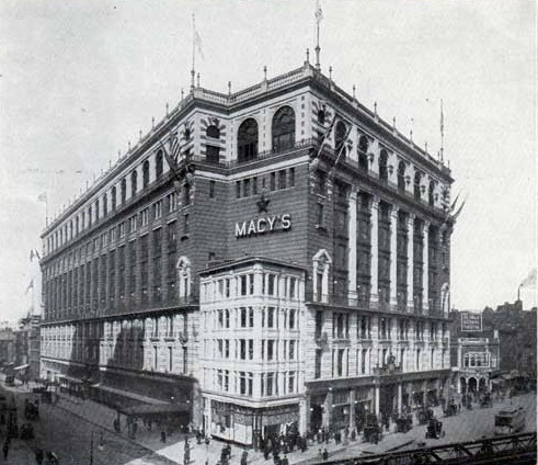Image result for macy's old photos