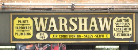 The city's oldest hardware stores (and signs) « Ephemeral New York