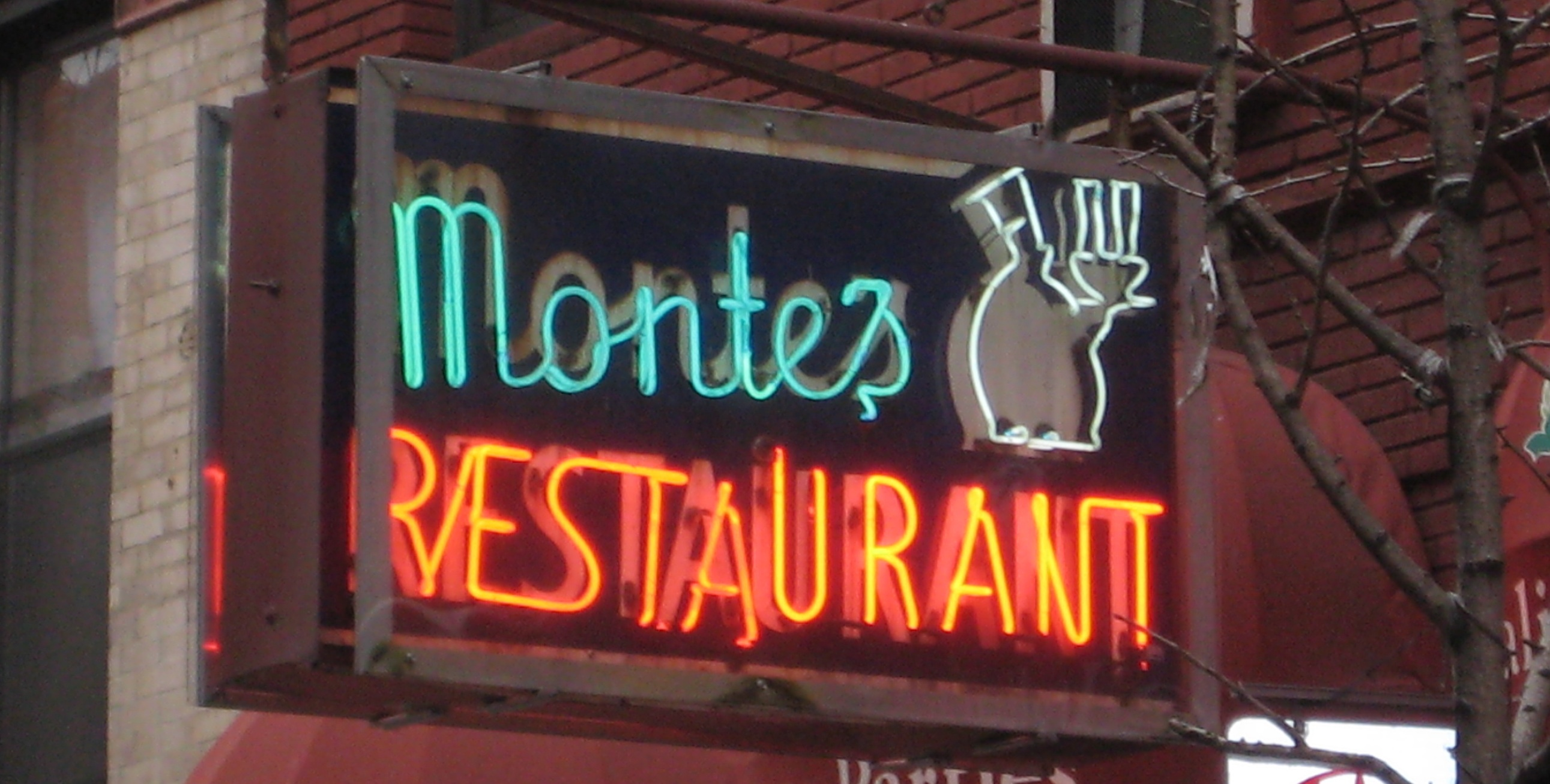 neon bar and restaurant signs ephemeral new york