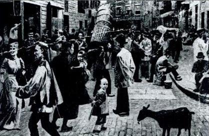 Gangs of new york by herbert