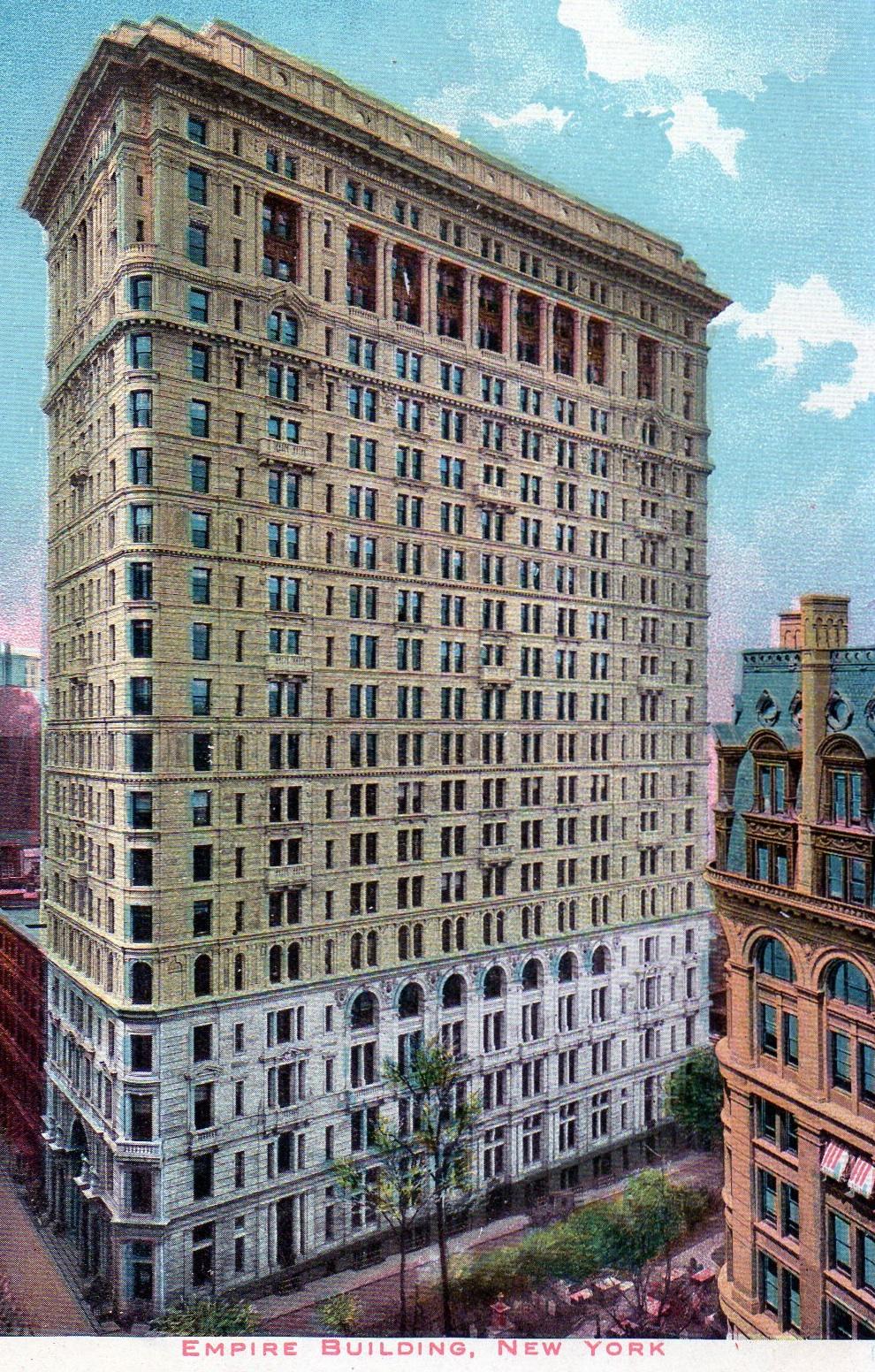 Neoclassical Buildings New York City Ephemeral New York