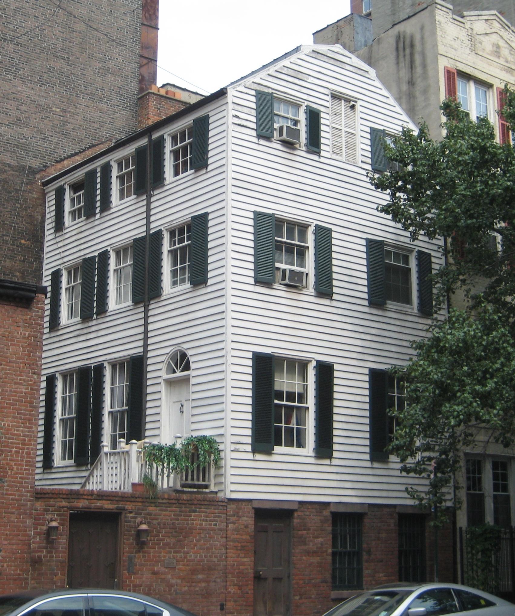 Oldest Houses In Manhattan