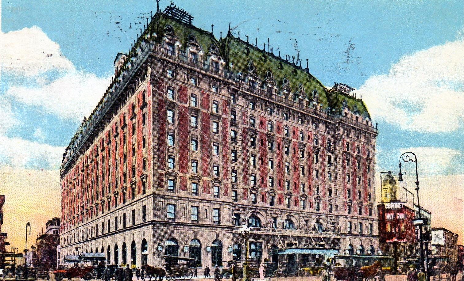 Hotel astor ephemeral new york for Hotel new york