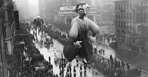 Vintage Macys Parade Photos