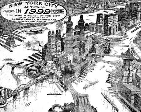 What new york look like