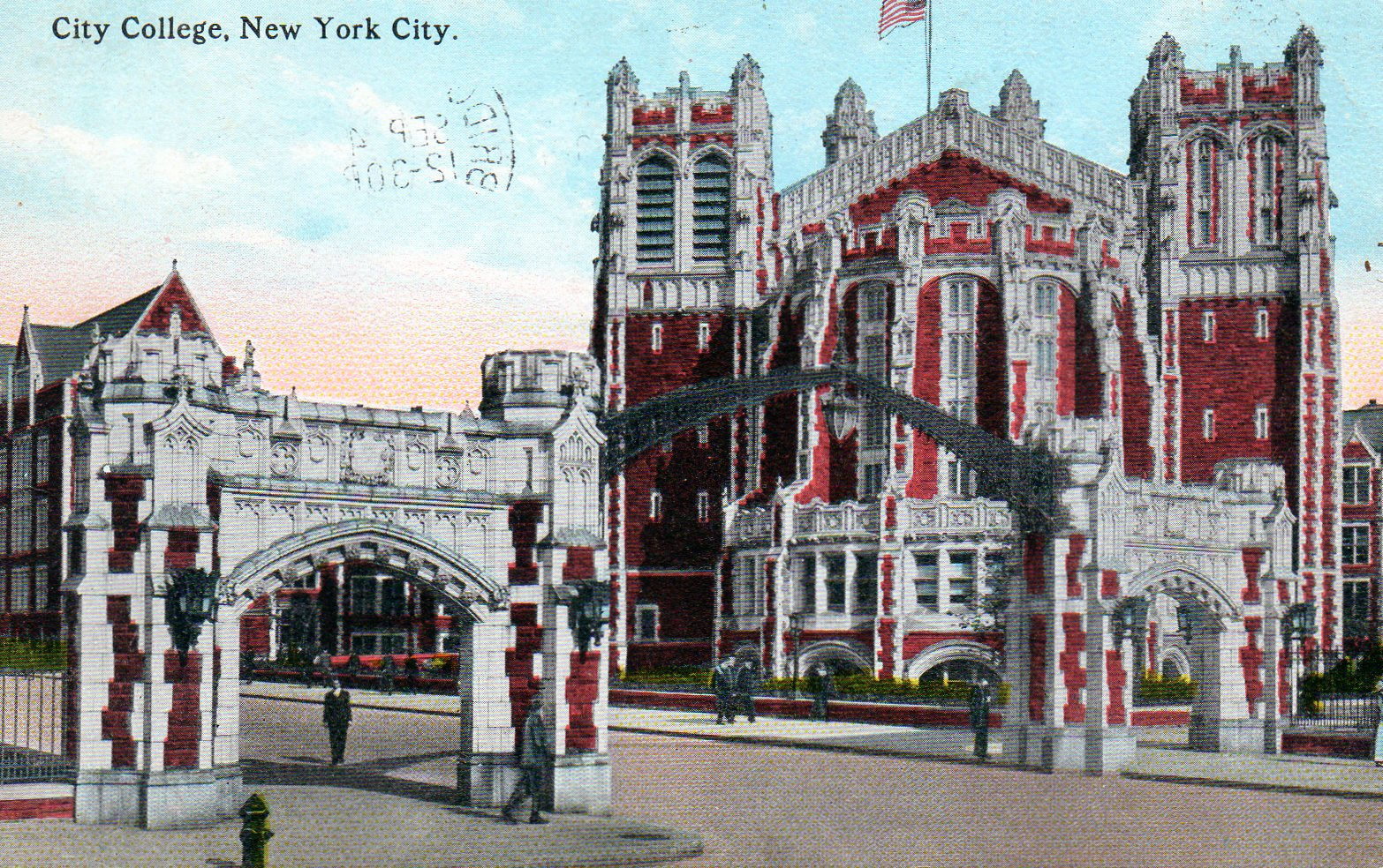 city college s gorgeous gothic style campus ephemeral new york