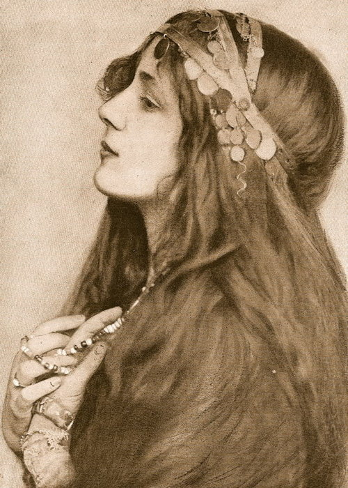 Evelyn Nesbit  Ephemeral New York-9062