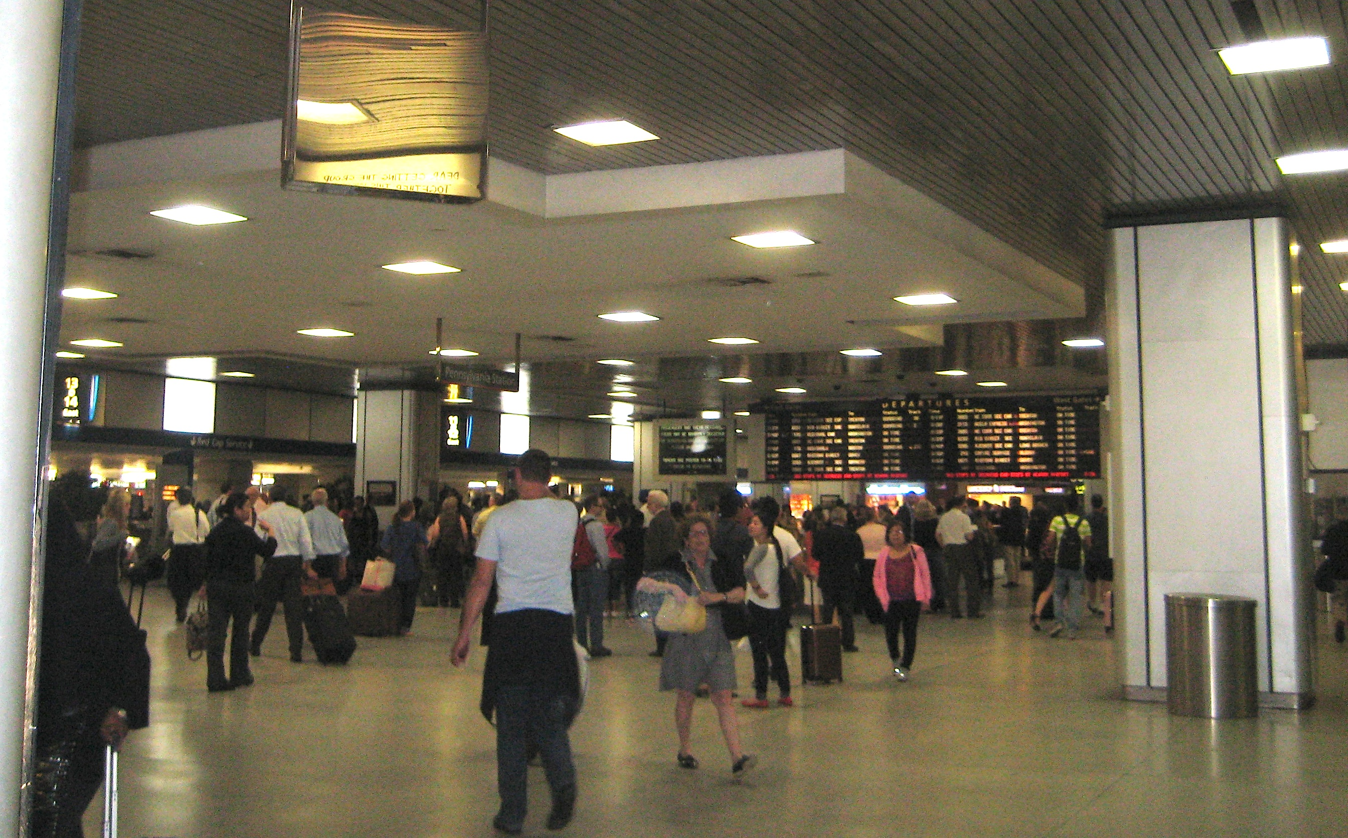 What was lost when we lost penn station ephemeral new york the publicscrutiny Choice Image