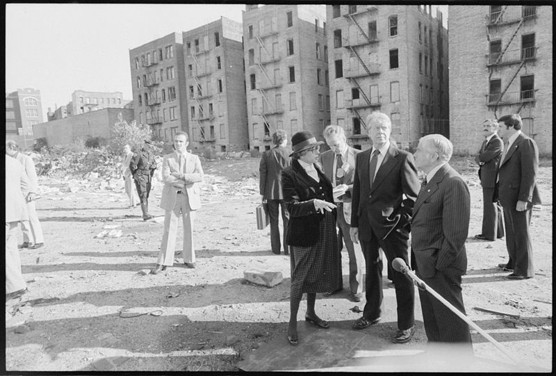 South Bronx 1970s | Ephemeral New York
