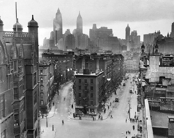 New York In 1900 Ephemeral New York