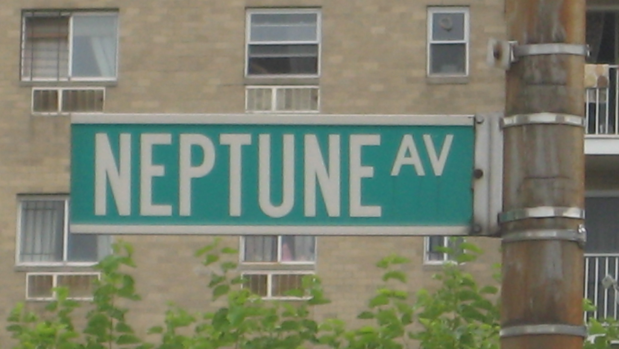 The City's Street Names