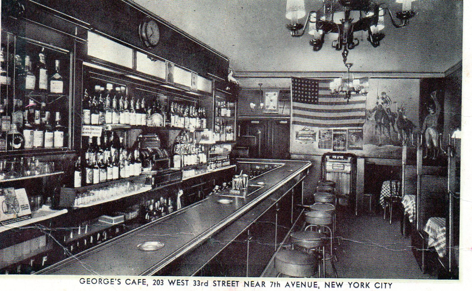A 1940s Midtown Bar Vanishes Without A Trace Ephemeral