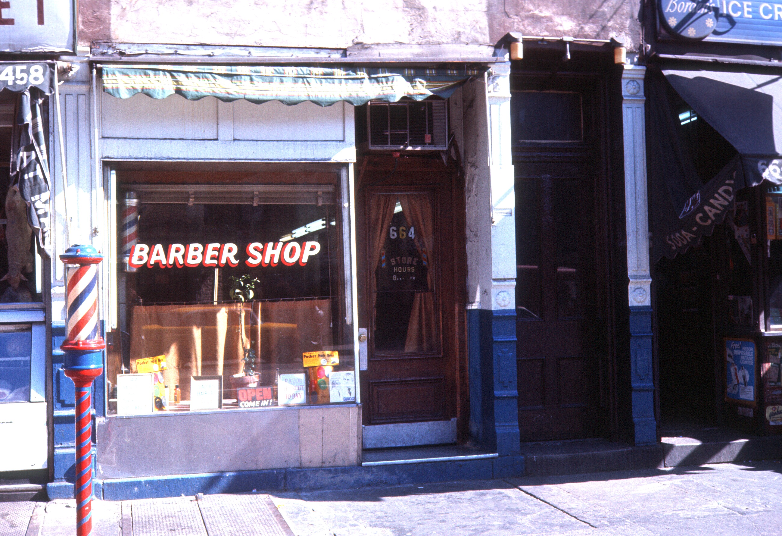 Hell Kitchen Barber Nyc