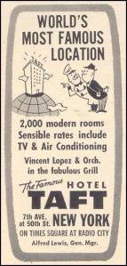 Hoteltaftad