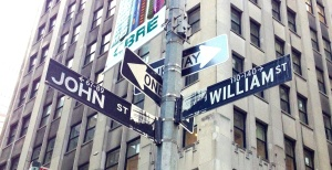 Johnwilliamstreetsign