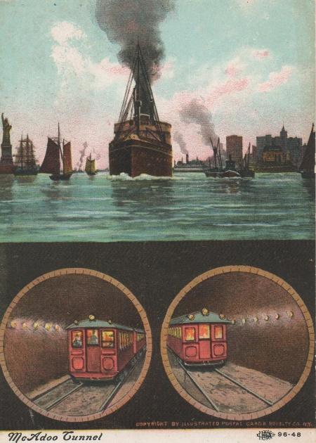 McAdootunnelpostcard