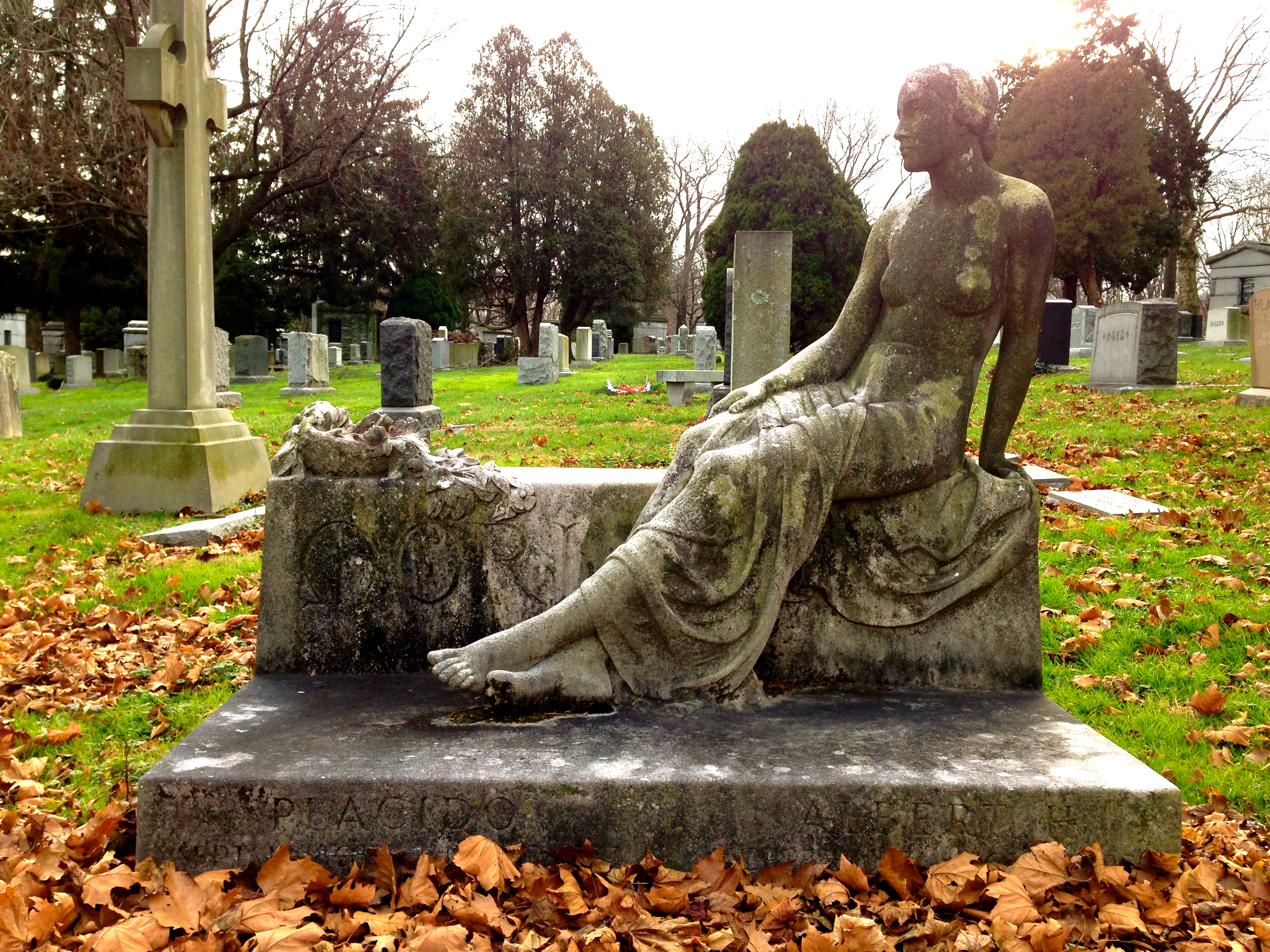 9 famous graves in Upstate New York: Lucille Ball, Mark ...