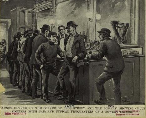 Former brothels in new york city ephemeral new york for Bar americano nyc